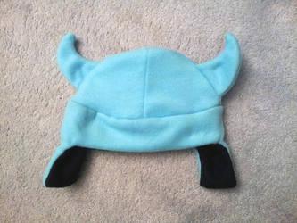 Fleece Hat by OllyChimera