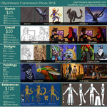 2D Commission Information by OllyChimera