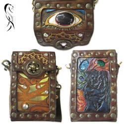 Tarot Case - Cosmic Guardian