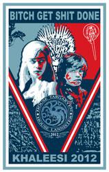 Targaryen/Lannister 2012 by disscordia