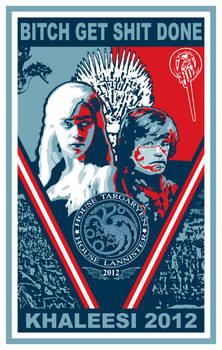 Targaryen/Lannister 2012