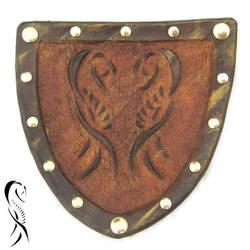 Badge - Heraldic Cobra Sigil by disscordia