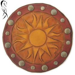 Badge - Sunburst