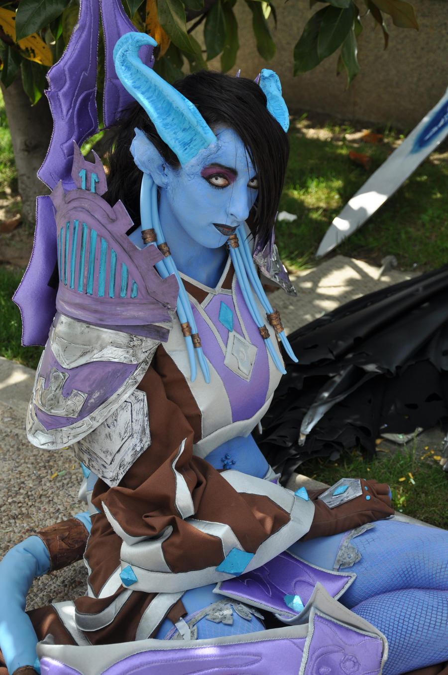 Myspace layout World of Warcraft draenei sexual film