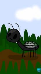 Snakefly doodle