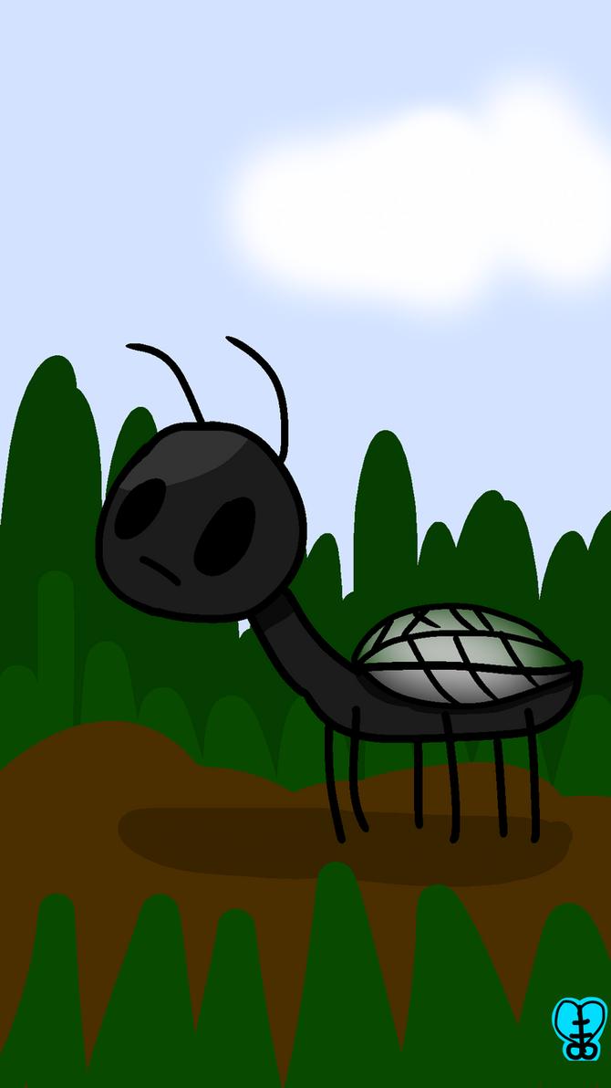 Snakefly doodle by xRibbon-Candyx