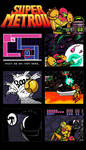 Super Metroid comix