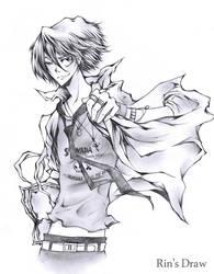 Gokudera Hayato by Labyrinth27