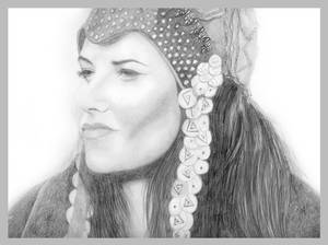 Lucy Lawless - The 'Evil' Xena