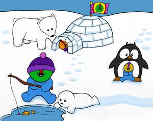 BoBos in the Arctic
