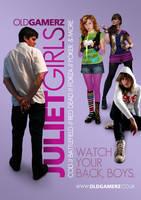 Oldgamerz - Team Juliet Poster