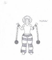 free female oc 15(ADOPTED) by Oleduh-tay