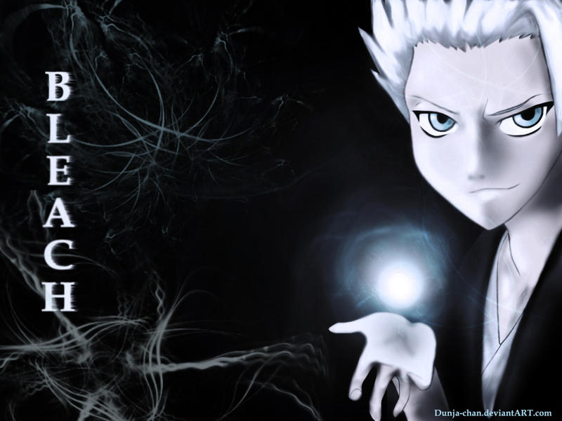 hitsugaya wallpaper. Bleach - Hitsugaya wallpaper