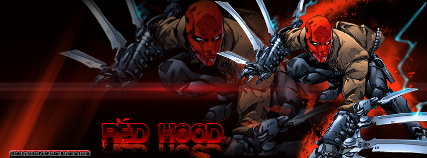 Dc comics red hood coverphoto by feitanpainpacker on deviantart dc comics red hood coverphoto by feitanpainpacker sciox Images