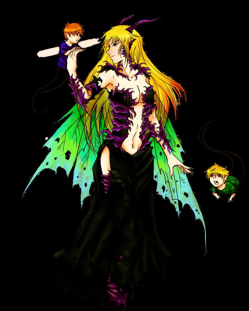 Atrieisan's Hive Queen by ShoushiKaito