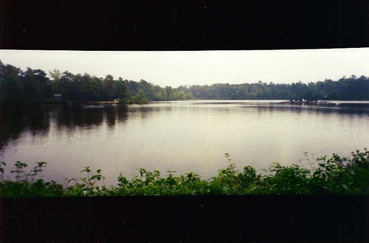 rainy lake by spryte-21