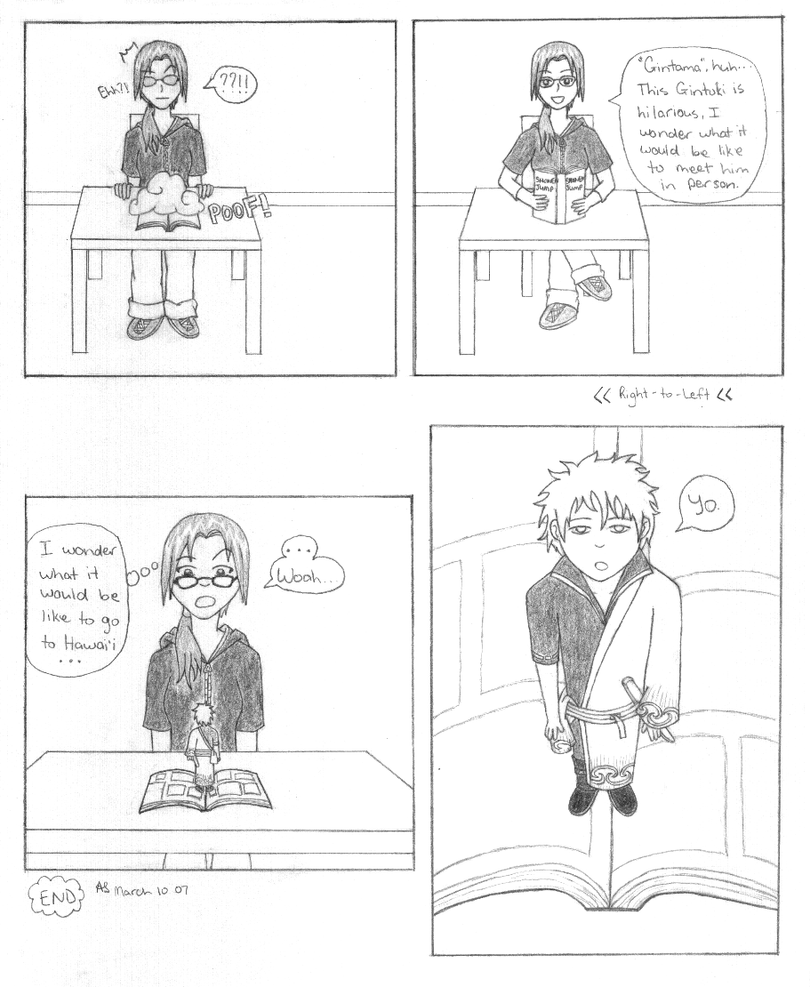 How I Met Gintoki by spryte-21