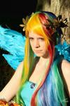 Mlp: Gala Rainbow Dash