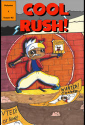 Cool Rush #2 COVER by Cool30
