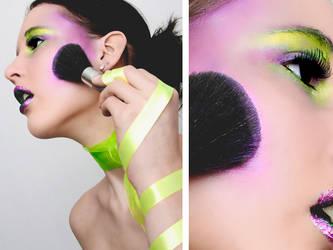 Make up by hpiekema