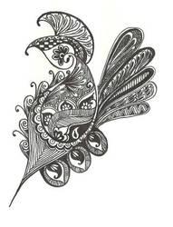 Humming Bird by naga-pree