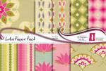 Lotus Paper Pack