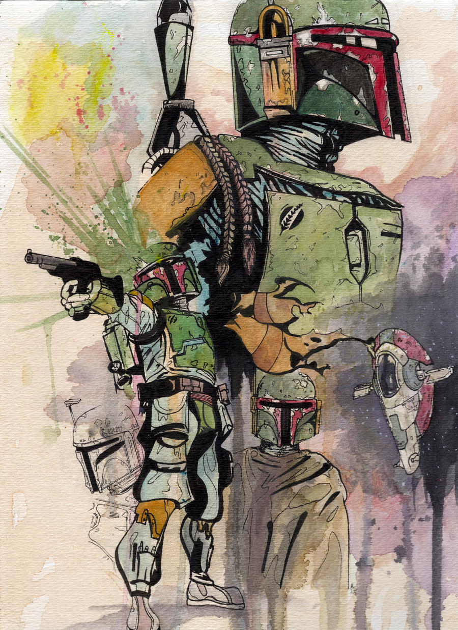 Fett by Blvdnit3