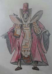 The Sakrohm Guru - Color by tefllon