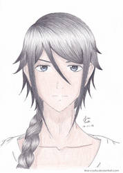 [Old Drawing]Original Character Sketch Test 02