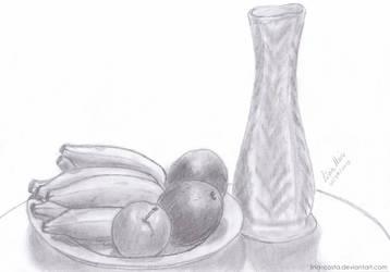 [old Drawing] Still Life