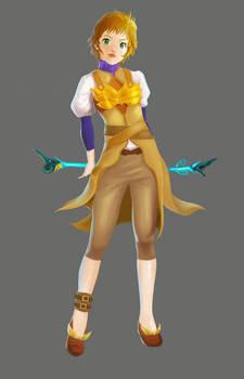FEZ - Female Sorcerer
