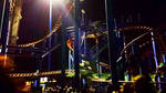 Sonic Spinball at Night by KatMaz
