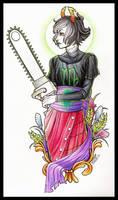 Kanaya tattoo design
