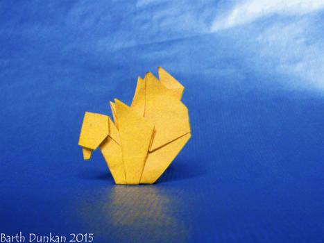 Canard plongeur - Barth Dunkan