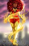 Dark-Phoenix Fan-Art by el-gamusa-art