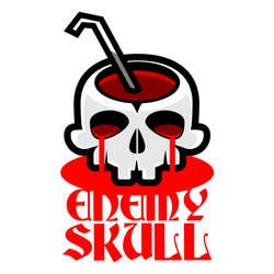 Enemy Skull by shamancake