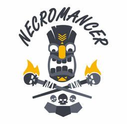 Necromancer by shamancake