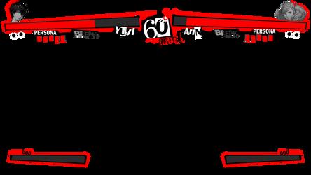 Persona 5 Arena Concept by MegaMario99