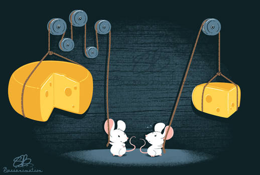 Pulley Mice