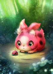 ladybugbun NET by bassanimation