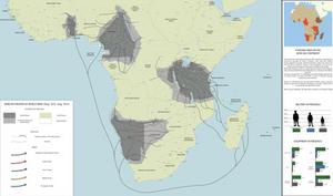 World War 1 : The African Theater