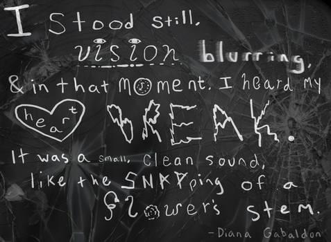 Heartbreak-Quote Art 1