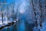 Simpson Creek Winter