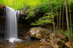 Cucumber Falls, Conquered