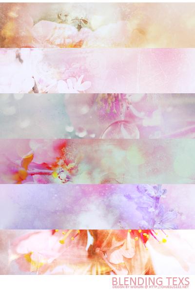 blending textures by wonjin