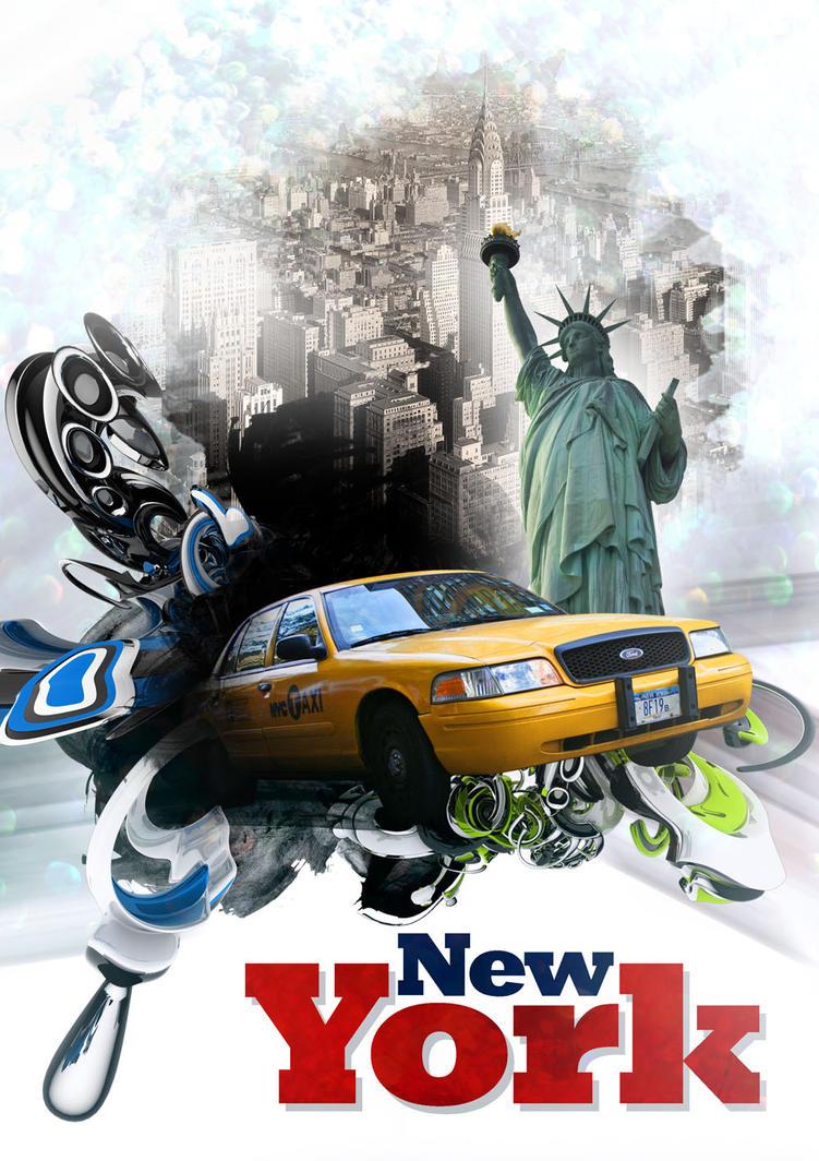 New York by rac1ng