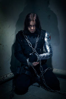 The Winter Soldier Cosplay 4