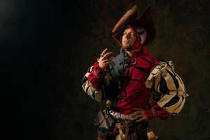 Warhammer FB - Empire Engineer Lewis van Deken by OrangeRoom
