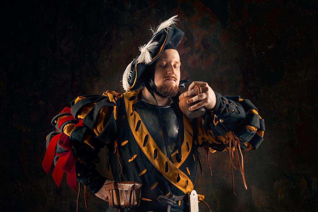 Warhammer FB -  Empire Engineer Schultz Zeder by OrangeRoom