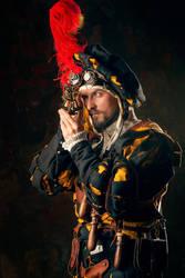 Warhammer FB -  Empire Engineer Schultz Sharp